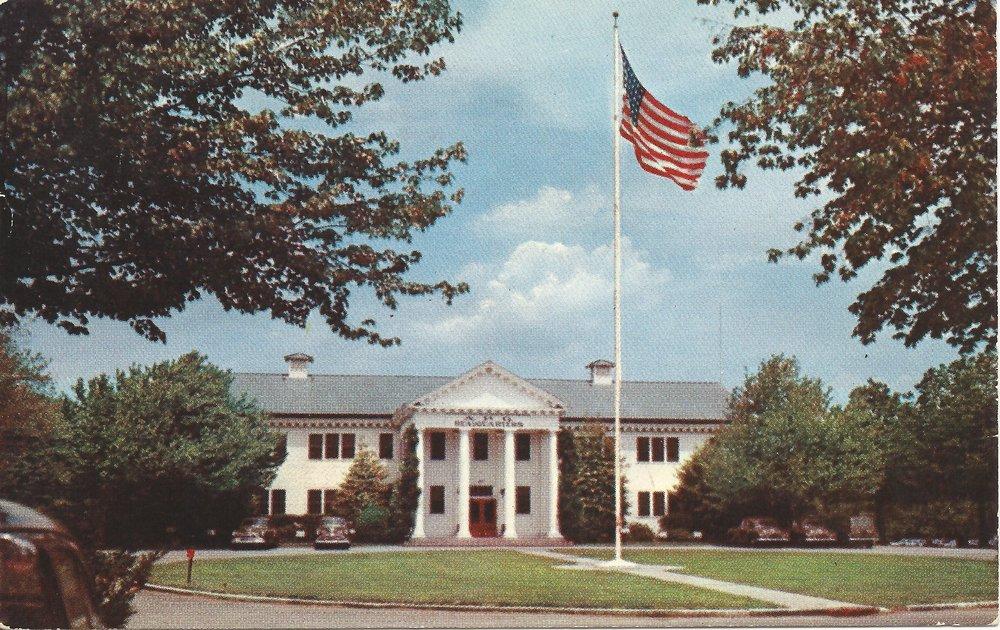 """Post Headquarters"""