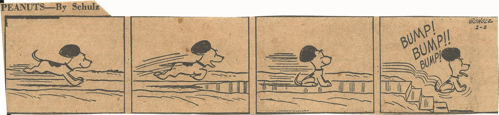 4. Feb. 3, 1953 (Oma)_Snoopy Skating