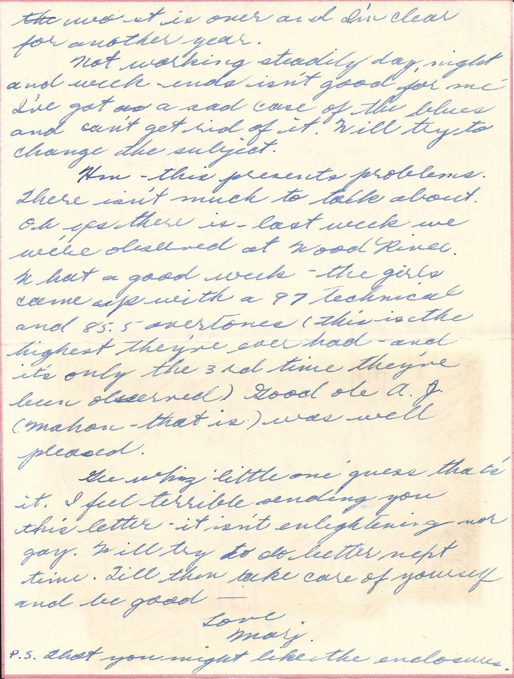 Feb. 22, 1953 (Marj) Page 3