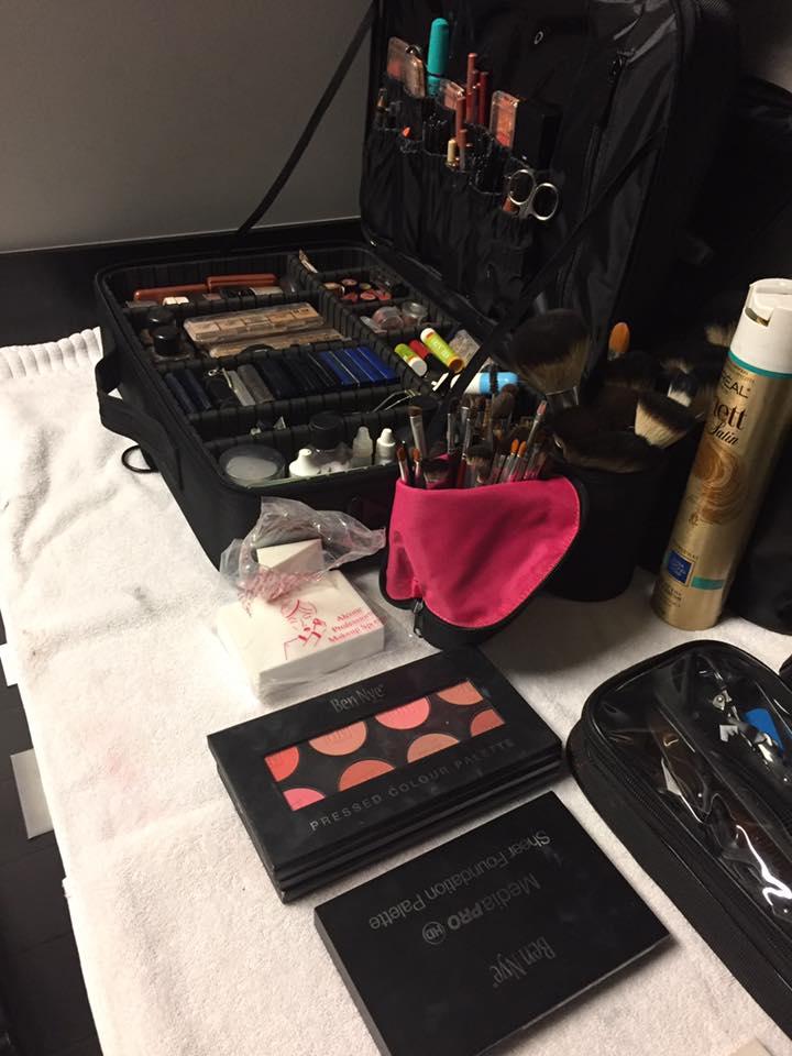 best makeup artist kit case