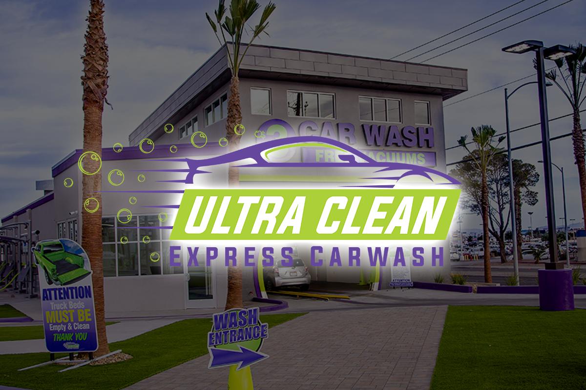 ULTRA CLEAN EXPRESS CAR WASH
