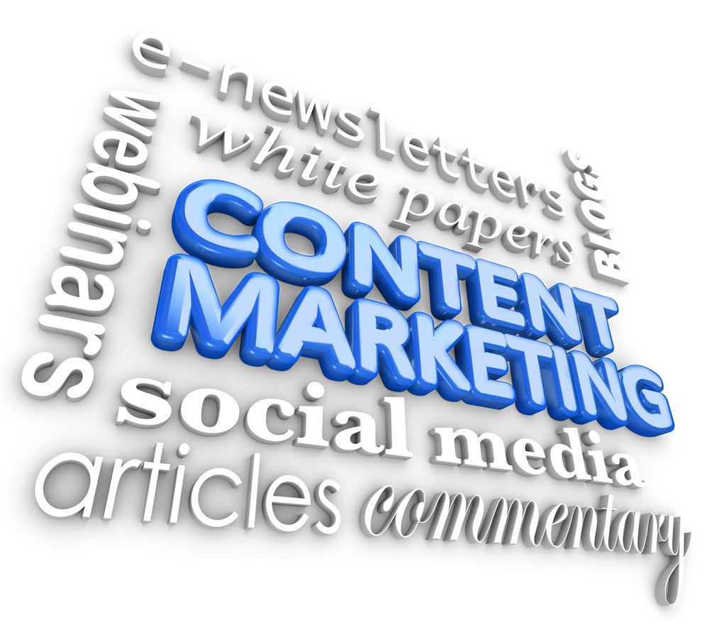 Articles and advertorials Content Marketing