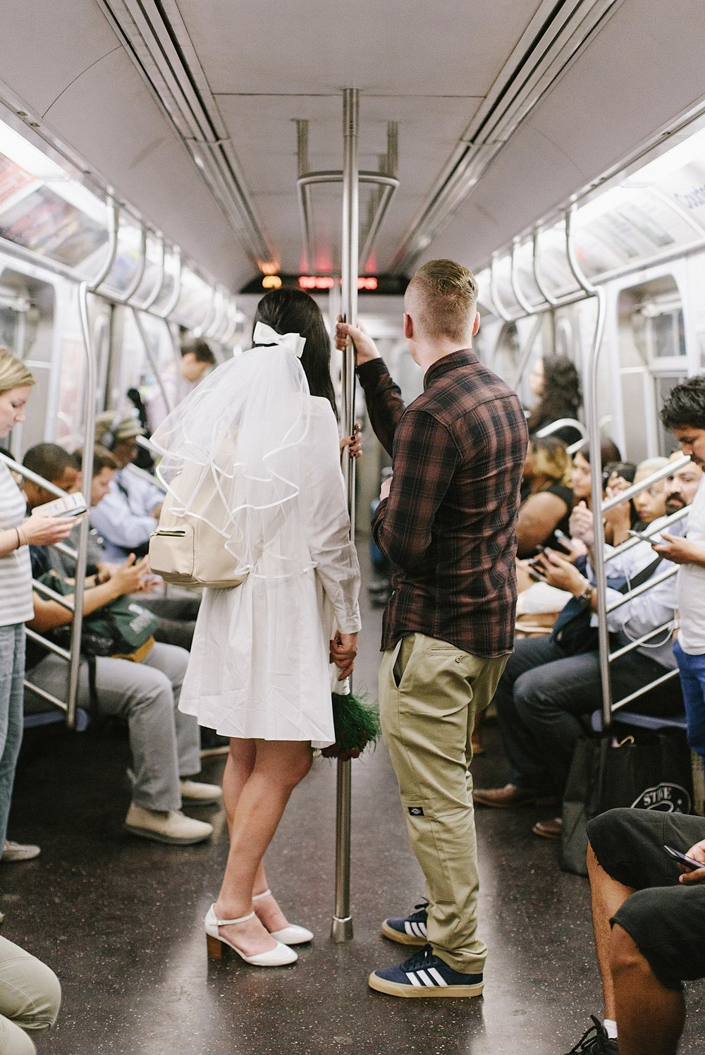NYC Elopement Photographer_New York City Wedding Photographer