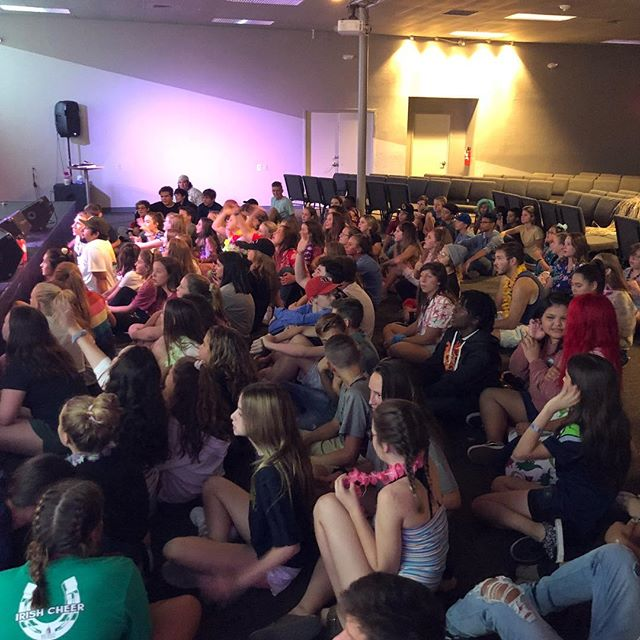 Safe to say WyldLife has started in Central Phoenix! #cpyl #cpwl