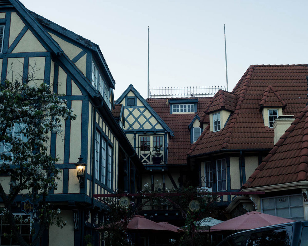 Off Duty in Solvang