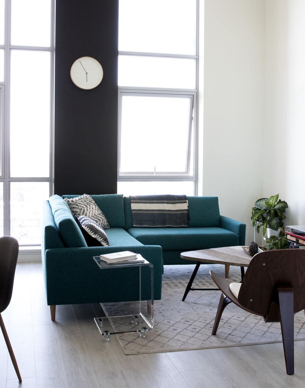 Decorating a Studio Apartment