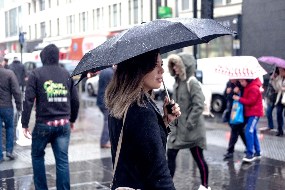 City Guide: Off Duty in Glasgow - buchanan street - umbrella