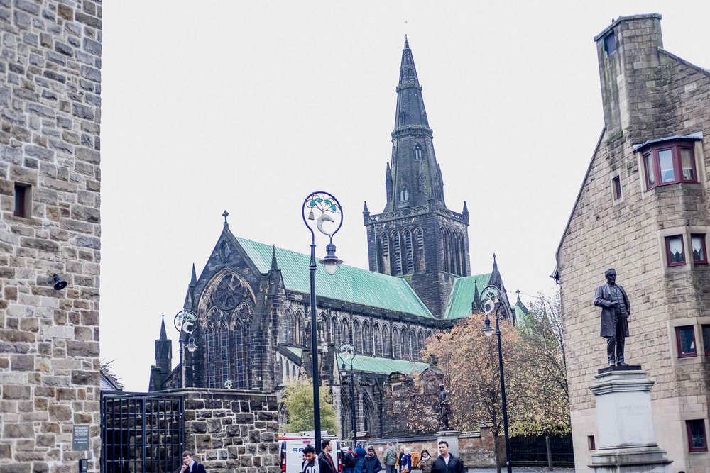 City Guide: Off Duty in Glasgow - glasgow cathedral