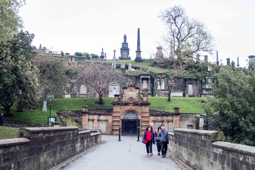 City Guide: Off Duty in Glasgow - necropolis
