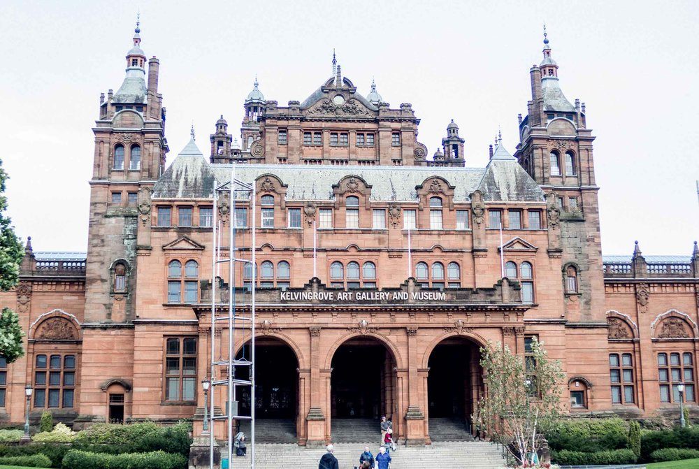 City Guide: Off Duty in Glasgow - Kelvinsgrove Art Galleries
