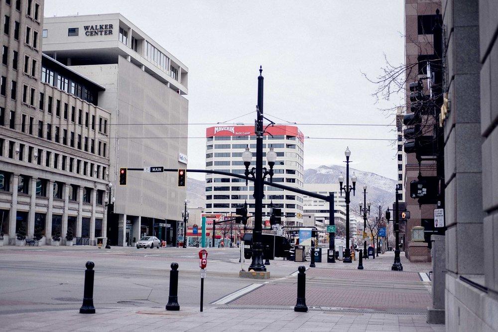 Rachel Off Duty: Salt Lake City