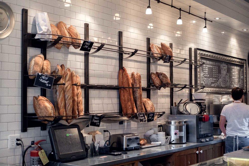 Rachel Off Duty: Eva's Bakery
