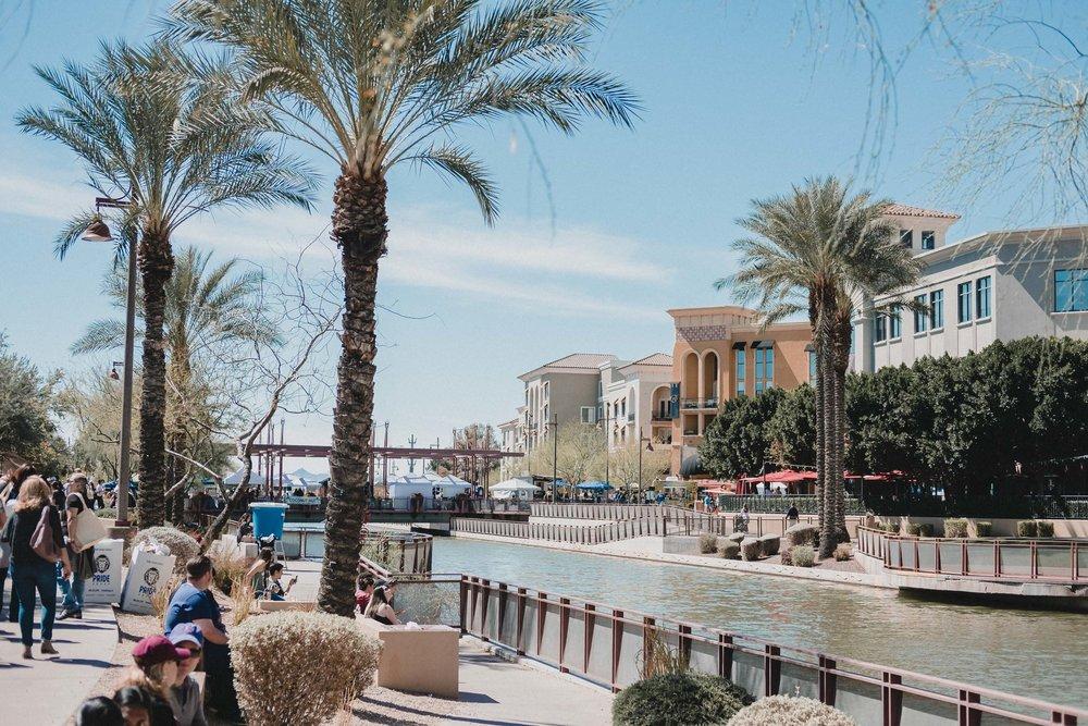 Rachel Off Duty: Scottsdale Waterfront