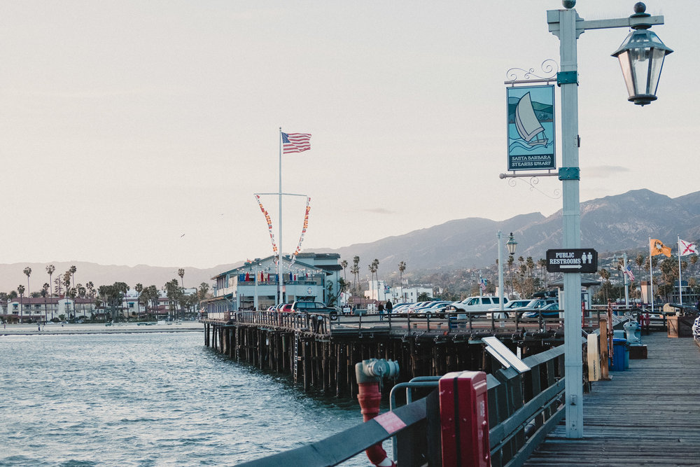 Rachel Off Duty: Weekend Guide Santa Barbara