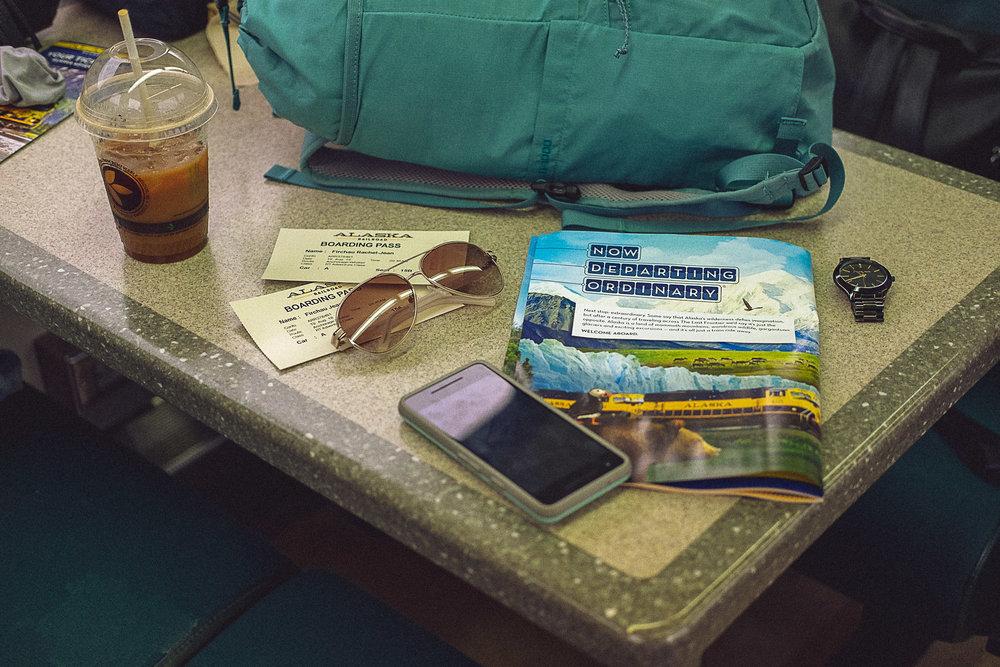 Rachel Off Duty: Alaska Travel Guide - Alaska Railroad