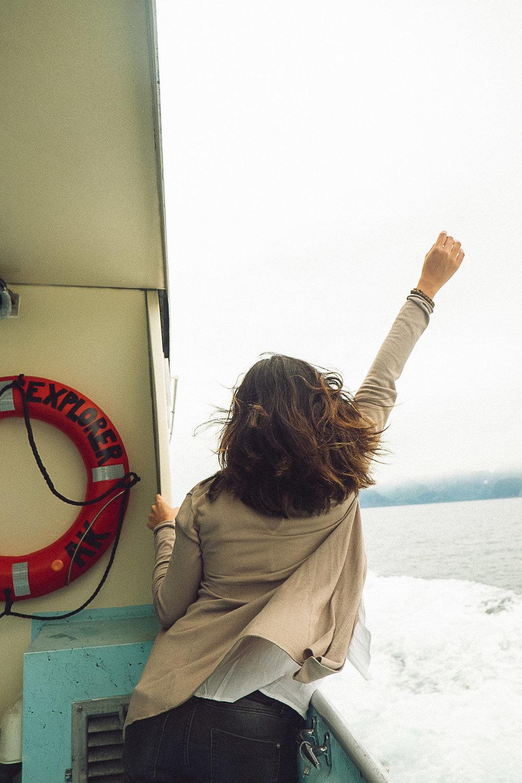 Rachel Off Duty: Alaska Travel Guide - Kenai Fjords