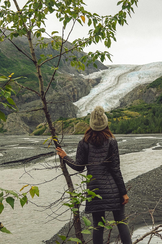 Rachel Off Duty: Alaska Travel Guide - Exit Glacier
