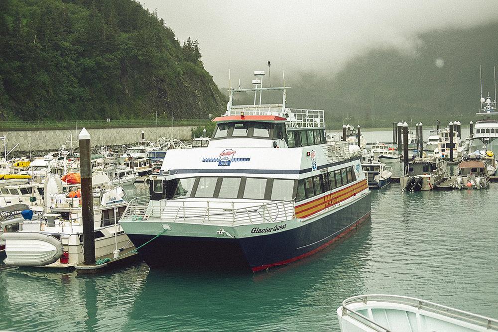 Rachel Off Duty: Alaska Travel Guide - Prince William Sound