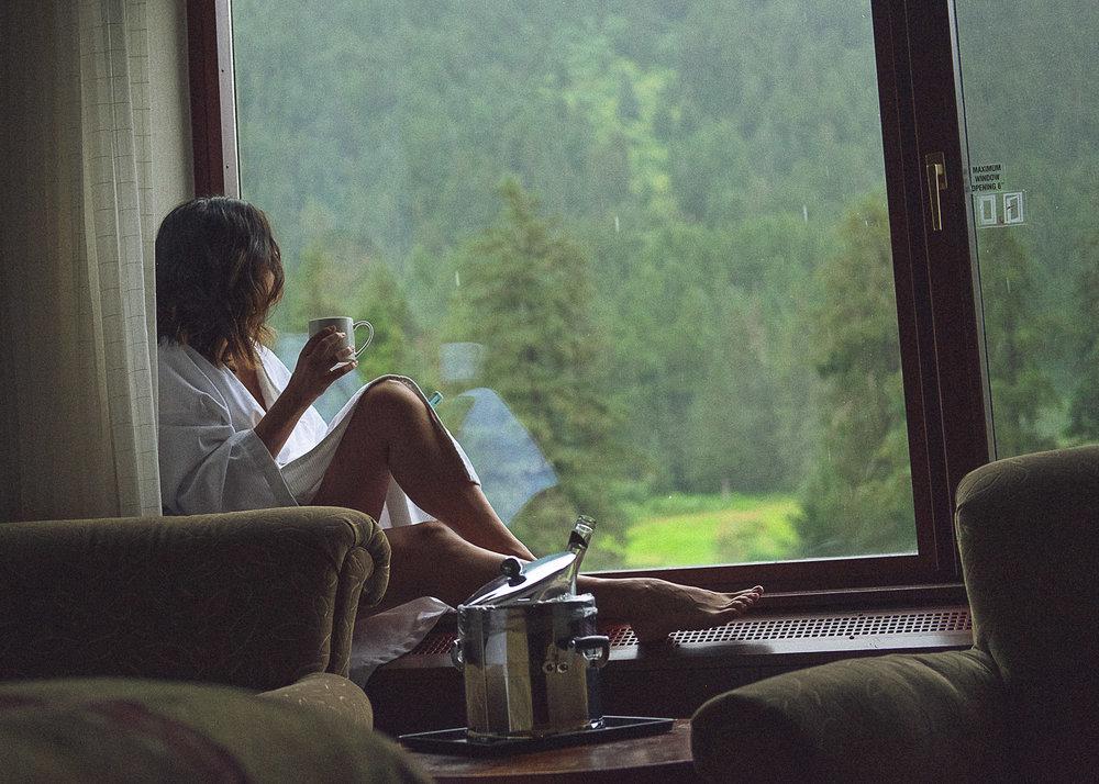 Rachel Off Duty: Alaska Travel Guide - Alyeska Resort