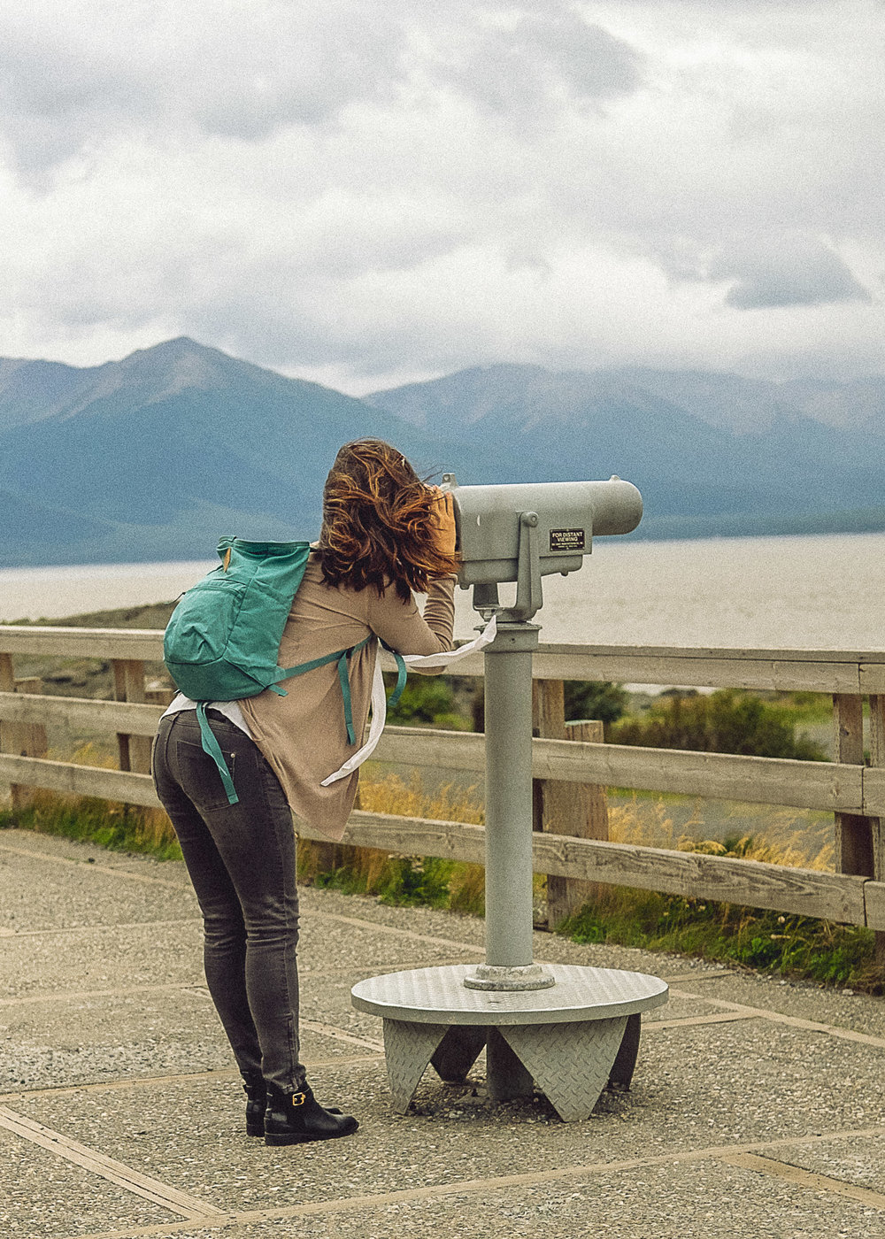 Rachel Off Duty: Alaska Travel Guide - Beluga Point