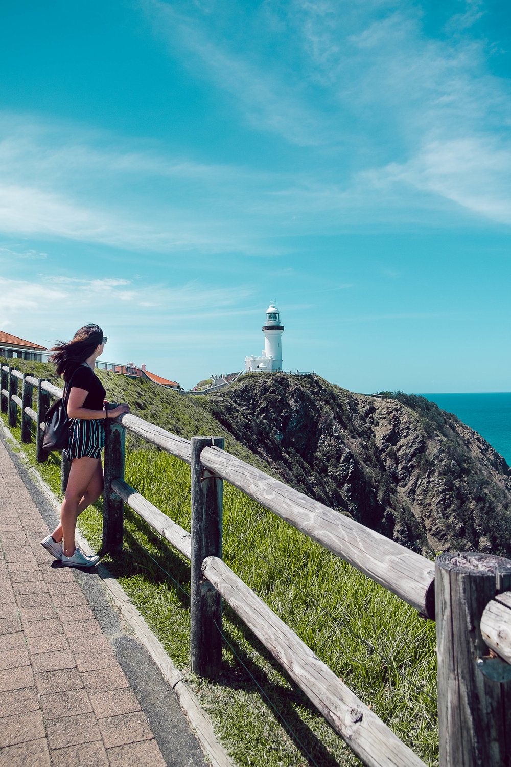 Rachel Off Duty: Byron Bay - 1 Day - Cape Byron Lighthouse