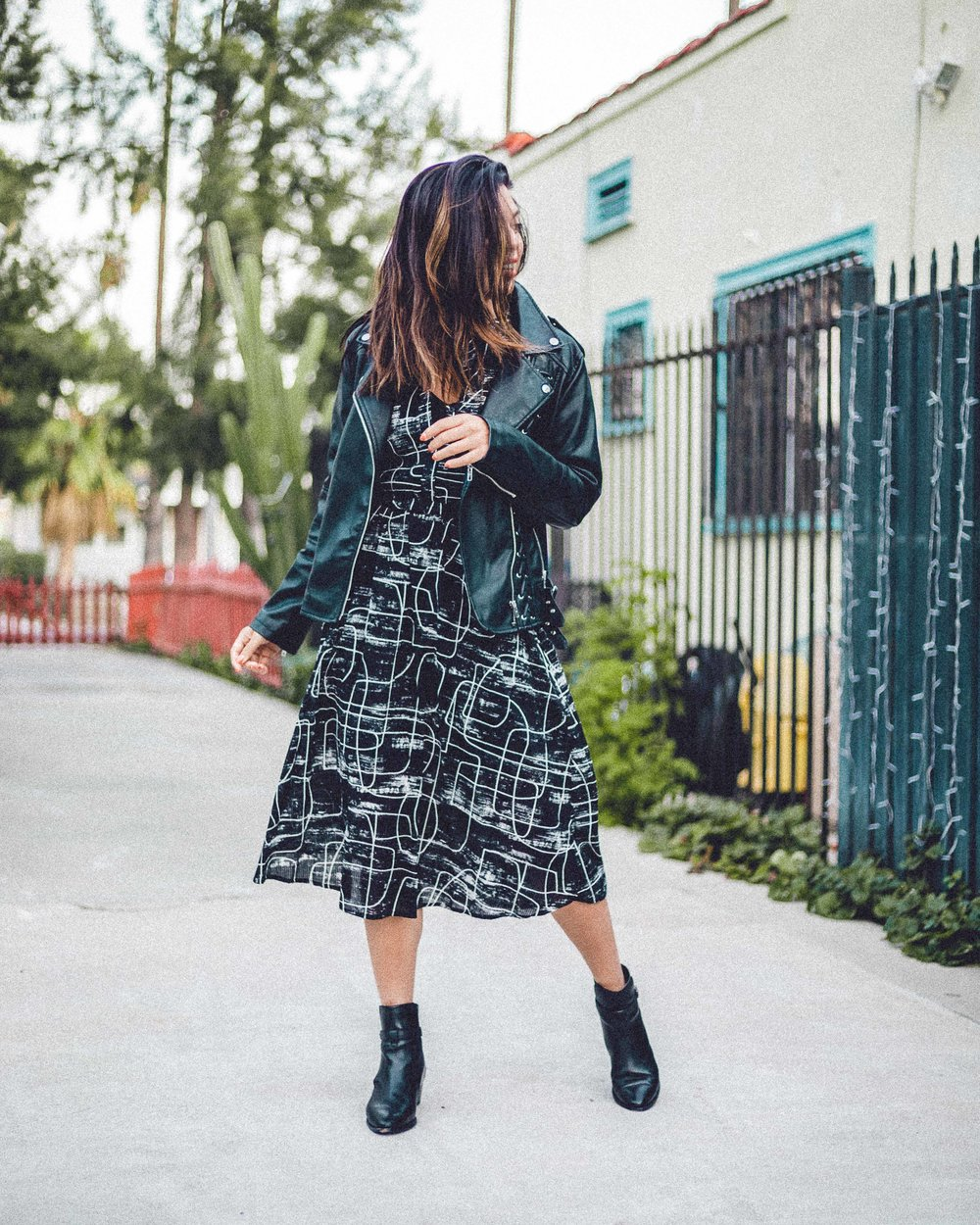 Rachel Off Duty: 4 Ankle Boots for Winter - Pointed Toe Ankle Boots