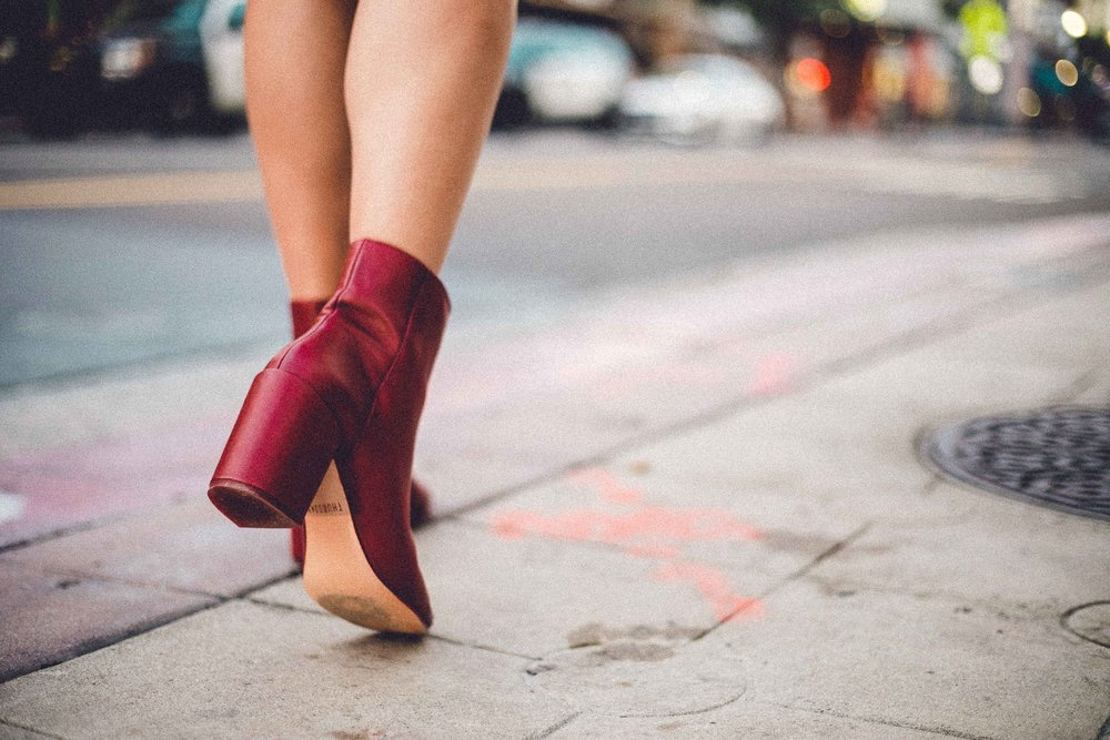 4 essential ankle boots to get you through the winter
