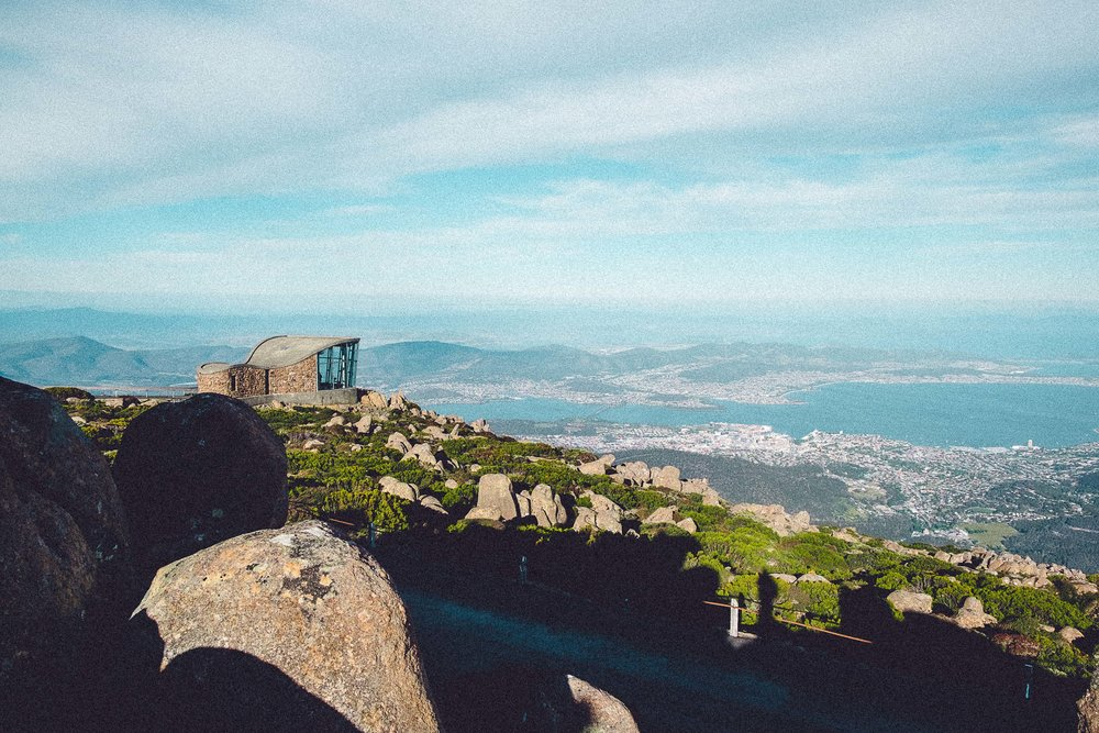 Rachel Off Duty: How to Spend 5 Days in Tasmania - Mount Wellington