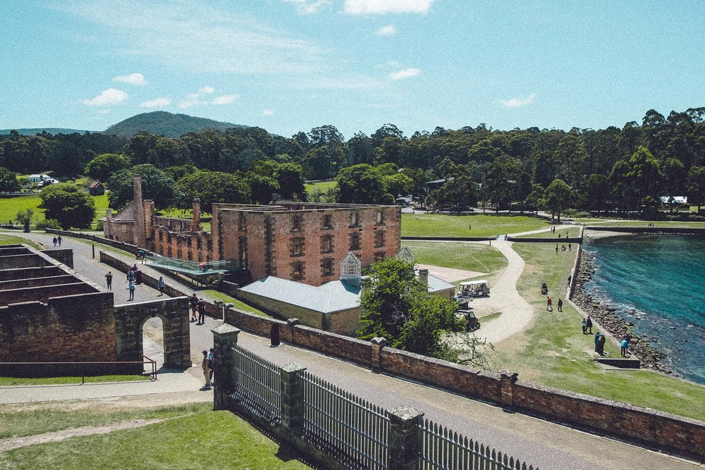 Rachel Off Duty: How to Spend 5 Days in Tasmania - Port Arthur