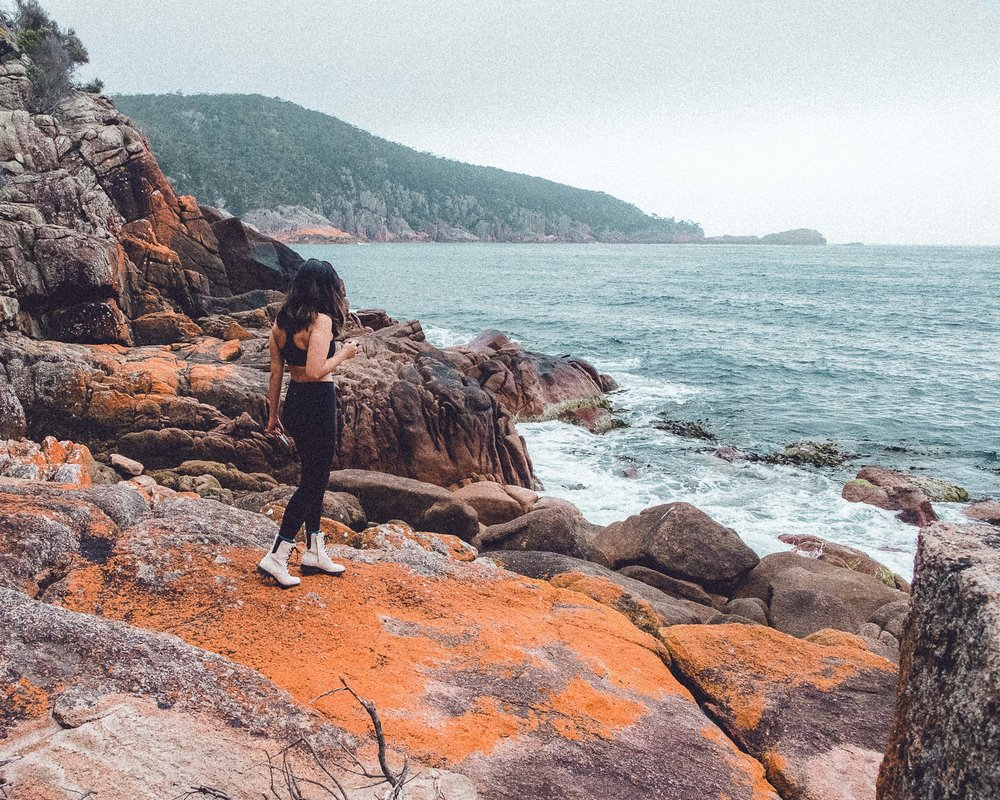 Rachel Off Duty: How to Spend 5 Days in Tasmania - Freycinet National Park