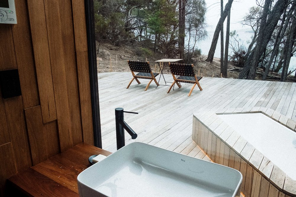Rachel Off Duty: 3 Unique, Remote Hotels You Should Stay In - The Freycinet Lodge