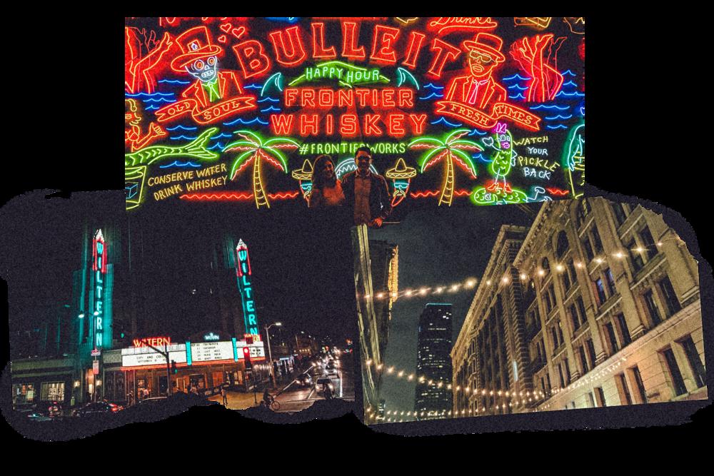 Rachel Off Duty: 5 Unique Date Ideas in Los Angeles - MONA - Neon Cruise