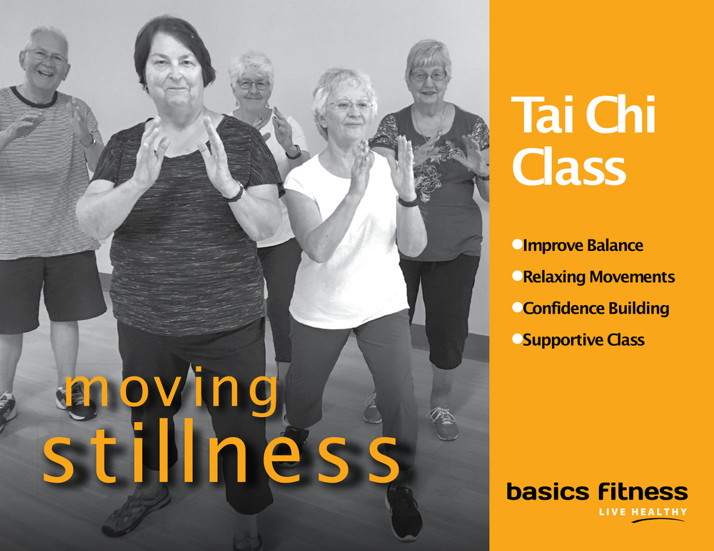 TAI CHI  8:15am-9:00am Intermediate 9:15am-10:00am Beginner 10:00am-10:45am Advanced