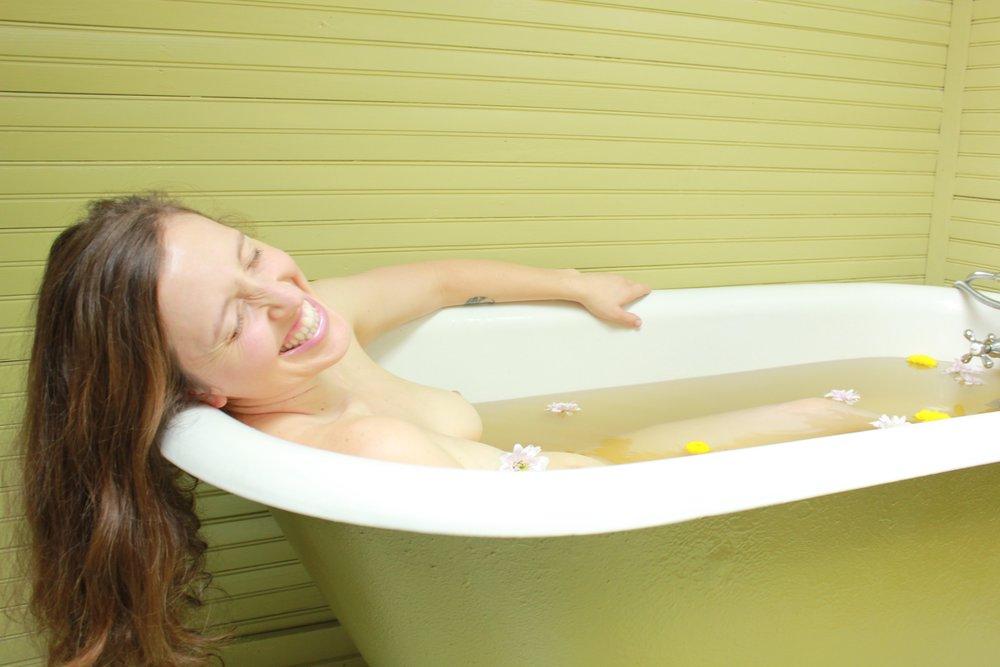 Bathing as a Ritual for Radical Self Love