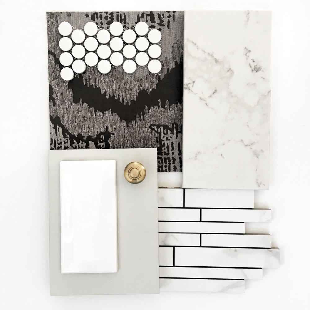 NO NICKEL & DIME - Chrome and nickel are starting to seem foreign as we got over the fear of using different metal finishes, such as brass and black,in spaces during 2017. The cooler and shiny metals will take a back seat as we use more and more matte and warm metals.DESIGNER TIP : I don't recommend mixing more than 2 metals in a space, this includes lighting and plumbing fixtures!