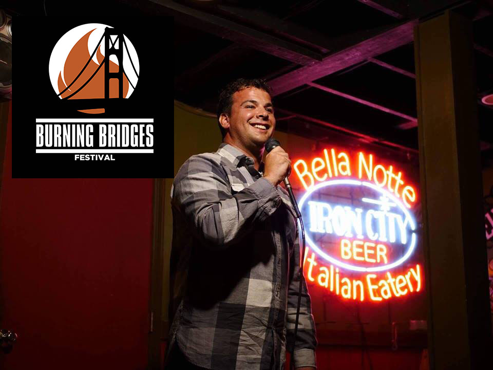 - Bella Note(1914 Penn ave) is a new venue this year at BBF thanks entirely to the guys at We Got Next Comedy. These guys have been producing comedy all over the city for the past two years and they've agreed to be a part of Burning Bridges and we're so stoked.