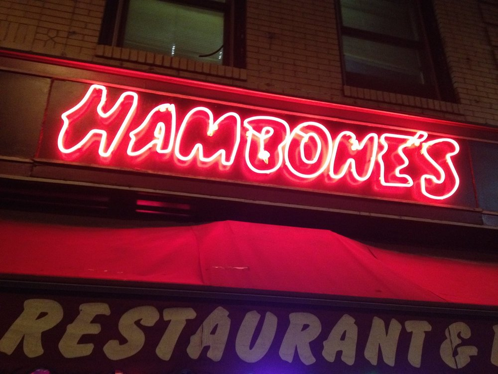 Hambones Showcase Late - Hambones 10PM $5 at the doorHost:gianmarco soresi, david sitrick, gab bonesso, arish singh, mary jane french, derek minto, jesse irvin, kevin monroe, connor mcgrath