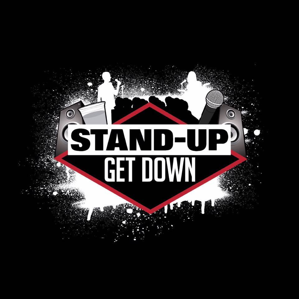 Stand Up Get Down - Arcade Comedy TheaterFriday April 13th 10PM $12Tickets Here!Host: Aaron Kleiber & Jason Clarkalex homyak, ossia dwyer, tim rossvs.dante powell, holly lynea, dustin meadows
