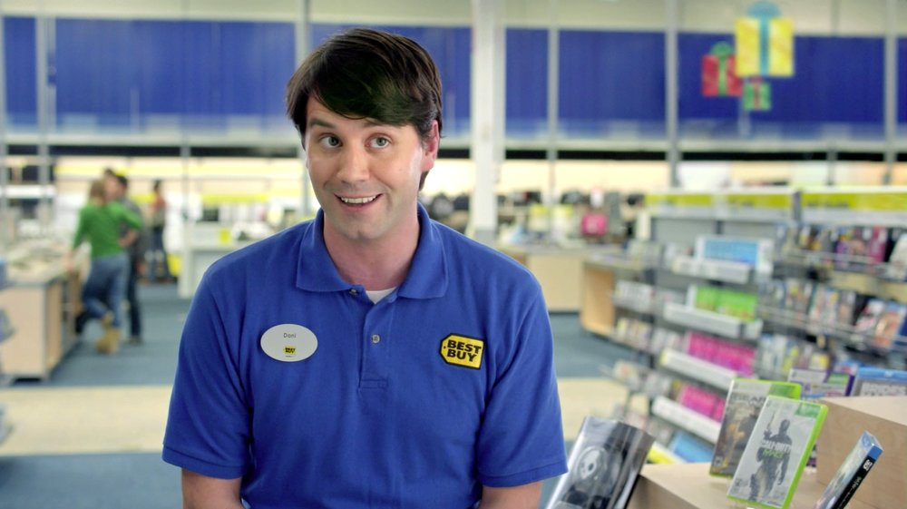 Best Buy Commercial