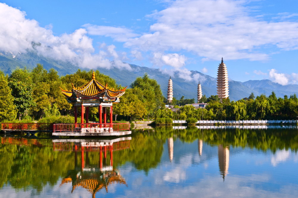 China -