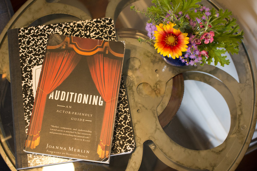 Auditioning: An Actor Friendly Guide - Written by Joanna Merlin