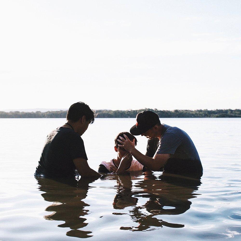 Suncoast baptism