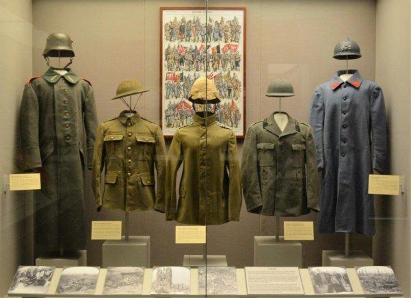 Uniforms of the War