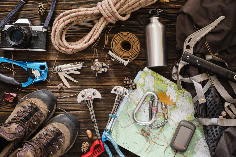 Similar to survival in the rugged mountains, Christians need training, directions, experience, tools and equipment to succeed. Are you prepared to lead?