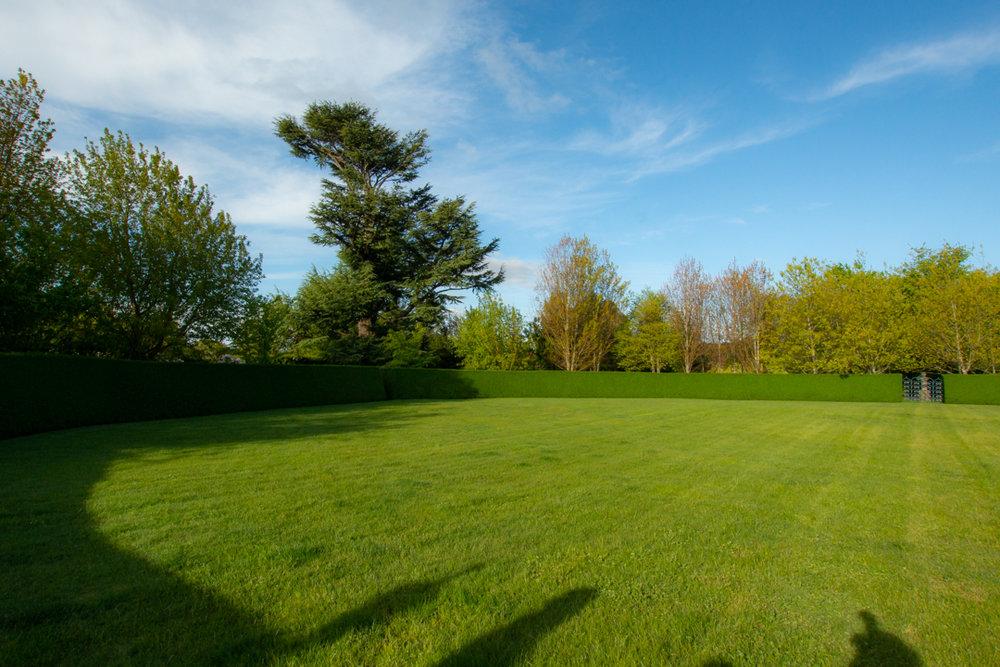 Musk Farm Oval
