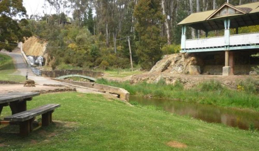 Walks & Mineral Springs in Daylesford Victoria