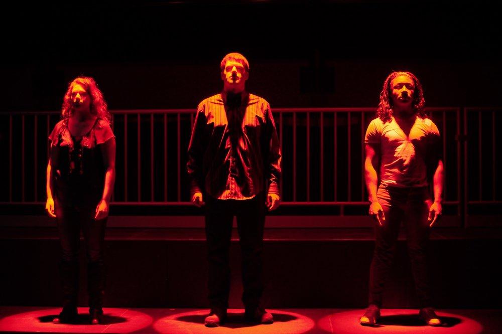 """""""Die, Vampire, Die"""" - [title of show]"""