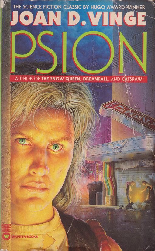 psion by joan d vinge forgotten female fantasy
