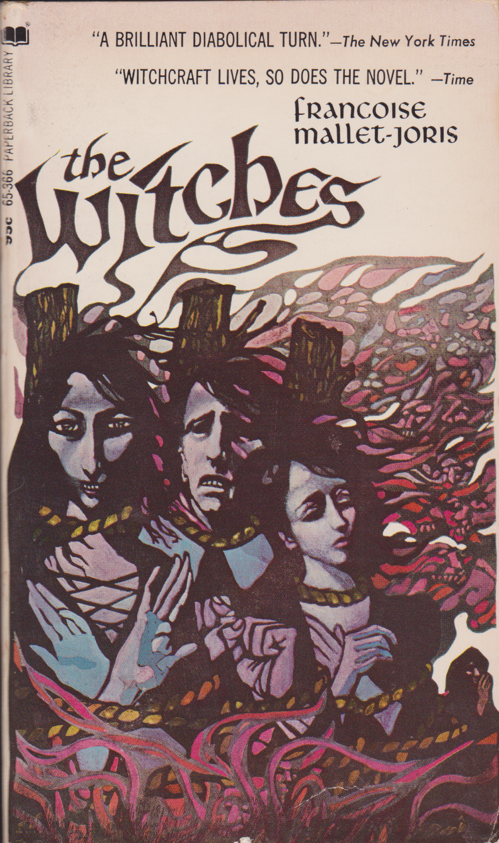 The Witches by Francoise Mallet-Joris-front.png