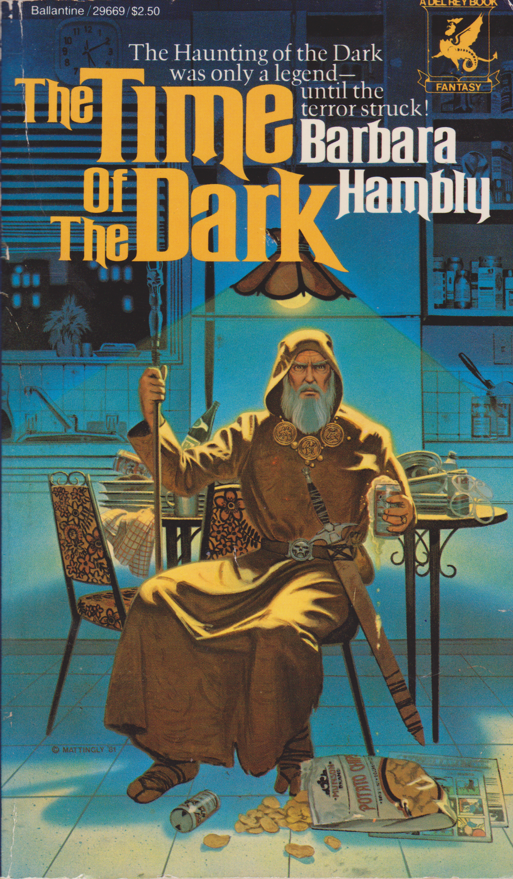 The Time of the Dark by Barbara Hambly - fronttttt - Copy.png